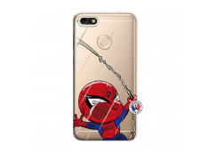 Coque Huawei Y6 2018 Spider Impact