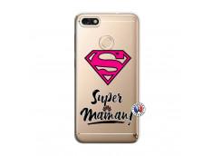 Coque Huawei Y6 2018 Super Maman