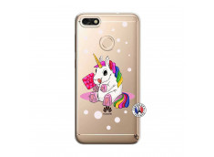 Coque Huawei Y6 2018 Sweet Baby Licorne