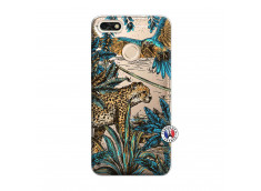 Coque Huawei Y6 2018 Leopard Jungle