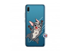 Coque Huawei Y6 2019 Dog Impact