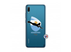 Coque Huawei Y6 2019 Coupe du Monde Rugby-Argentina