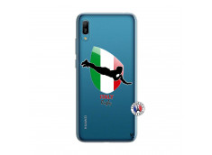 Coque Huawei Y6 2019 Coupe du Monde Rugby-Italy