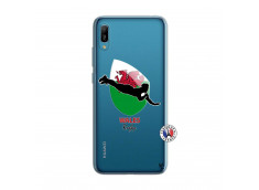 Coque Huawei Y6 2019 Coupe du Monde Rugby-Walles