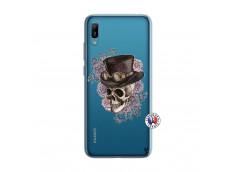 Coque Huawei Y6 2019 Dandy Skull