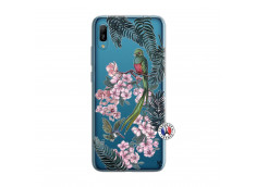 Coque Huawei Y6 2019 Flower Birds