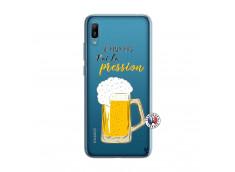 Coque Huawei Y6 2019 Je peux pas J'ai la Pression