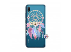 Coque Huawei Y6 2019 Multicolor Watercolor Floral Dreamcatcher
