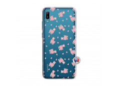 Coque Huawei Y6 2019 Petits Moutons