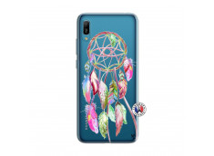 Coque Huawei Y6 2019 Pink Painted Dreamcatcher