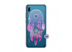 Coque Huawei Y6 2019 Purple Dreamcatcher