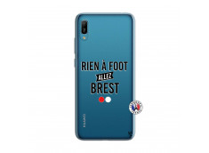 Coque Huawei Y6 2019 Rien A Foot Allez Brest