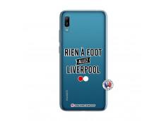Coque Huawei Y6 2019 Rien A Foot Allez Liverpool