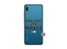 Coque Huawei Y6 2019 Rien A Foot Allez Marseille