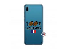 Coque Huawei Y6 2019 100% Rugbyman