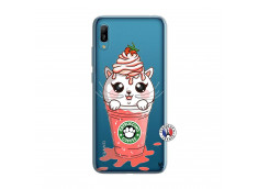Coque Huawei Y6 2019 Catpucino Ice Cream