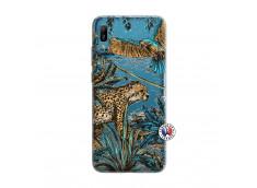 Coque Huawei Y6 2019 Leopard Jungle