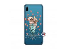 Coque Huawei Y6 2019 Puppies Love