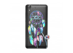 Coque Huawei Y6 2 Blue Painted Dreamcatcher