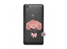 Coque Huawei Y6 2 Bouquet de Roses