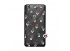 Coque Huawei Y6 2 Cactus Pattern