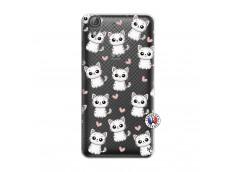 Coque Huawei Y6 2 Petits Chats