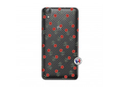 Coque Huawei Y6 2 Rose Pattern