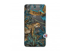 Coque Huawei Y6 2 Leopard Jungle