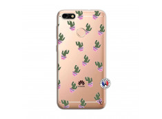 Coque Huawei Y6 PRO 2017 Cactus Pattern