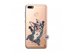 Coque Huawei Y6 PRO 2017 Dog Impact