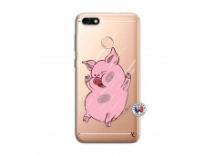 Coque Huawei Y6 PRO 2017 Pig Impact