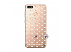 Coque Huawei Y6 PRO 2017 Little Hearts