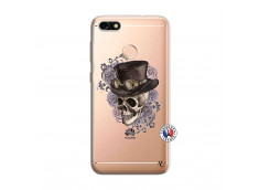 Coque Huawei Y6 PRO 2017 Dandy Skull