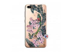Coque Huawei Y6 PRO 2017 Flower Birds