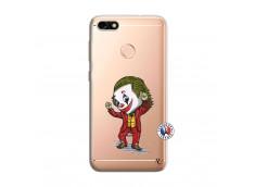 Coque Huawei Y6 PRO 2017 Joker Dance
