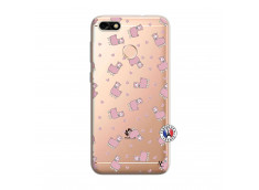 Coque Huawei Y6 PRO 2017 Petits Moutons
