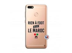 Coque Huawei Y6 PRO 2017 Rien A Foot Allez Le Maroc