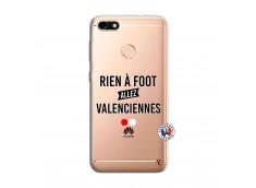 Coque Huawei Y6 PRO 2017 Rien A Foot Allez Valenciennes