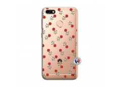 Coque Huawei Y6 PRO 2017 Rose Pattern