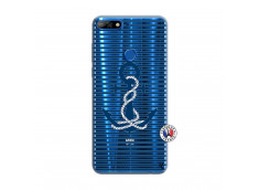 Coque Huawei Y7 2018 Ancre