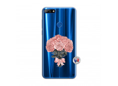 Coque Huawei Y7 2018 Bouquet de Roses