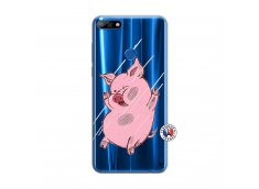 Coque Huawei Y7 2018 Pig Impact