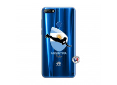 Coque Huawei Y7 2018 Coupe du Monde Rugby-Argentina