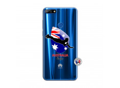 Coque Huawei Y7 2018 Coupe du Monde Rugby-Australia