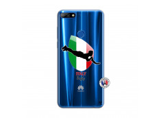 Coque Huawei Y7 2018 Coupe du Monde Rugby-Italy
