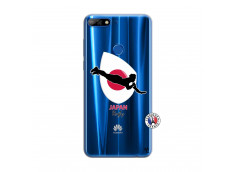 Coque Huawei Y7 2018 Coupe du Monde Rugby-Japan