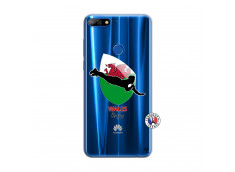 Coque Huawei Y7 2018 Coupe du Monde Rugby-Walles