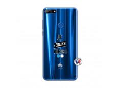 Coque Huawei Y7 2018 Je Crains Degun