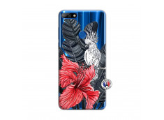 Coque Huawei Y7 2018 Papagal