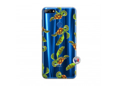 Coque Huawei Y7 2018 Tortue Géniale